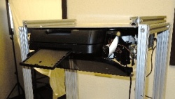HP Inkjet Printer Trains For Space   Hackaday
