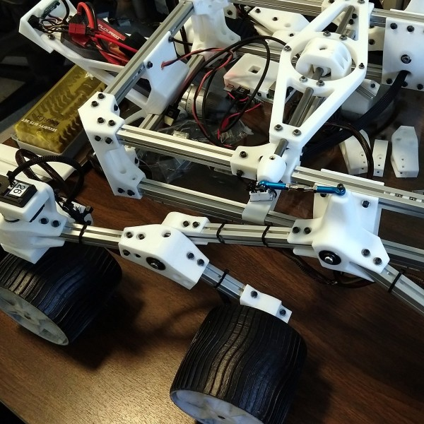 How To Build Anything Out Of Aluminum Extrusion And 3D Printed