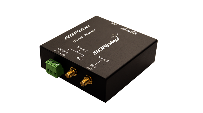 Dual SDR Receives Two Bands At Once | Hackaday