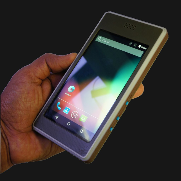 Build Your Own Android Smartphone   Hackaday