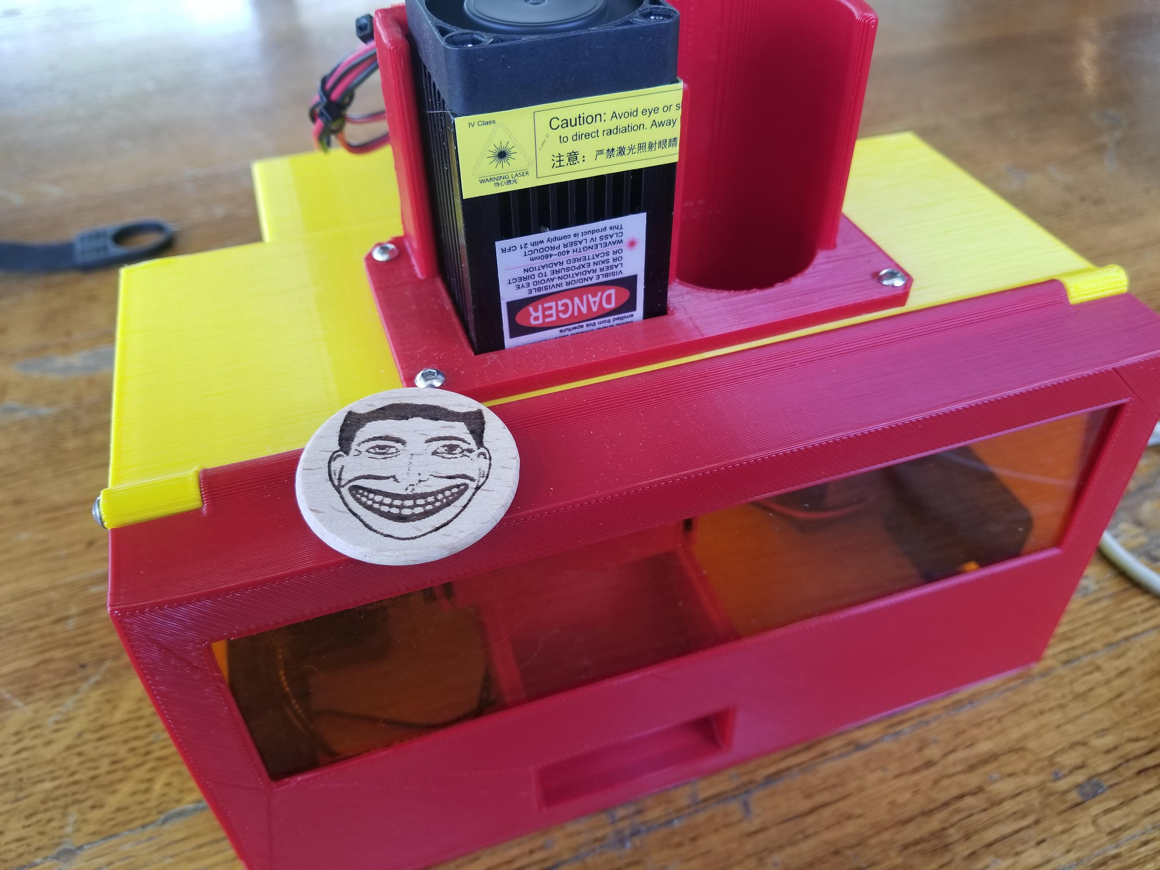 Laser Engraver | Hackaday
