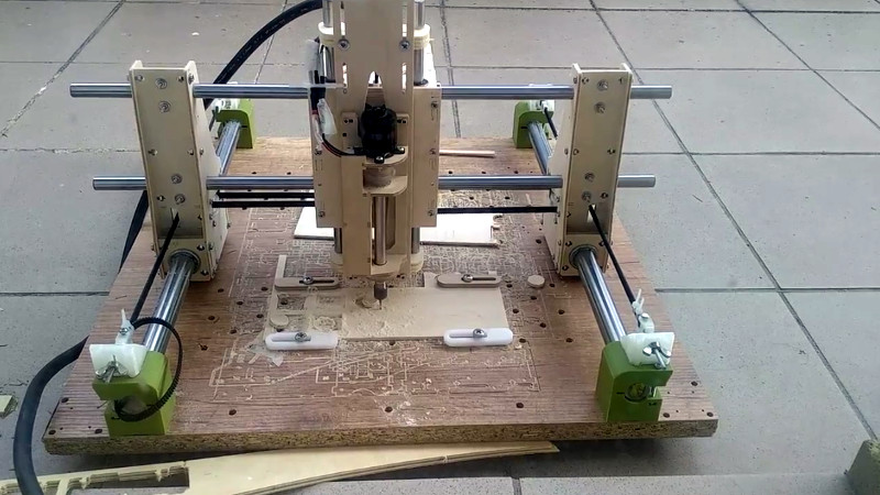 Direct CNC Control With The Raspberry Pi | Hackaday