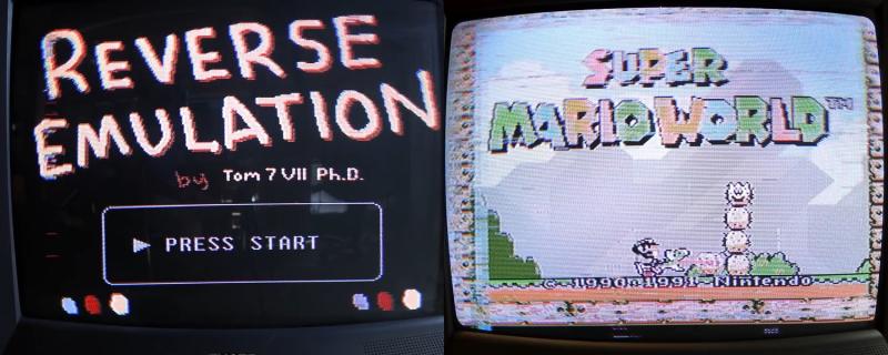 Reverse-Emulating NES: Nintendception! | Hackaday