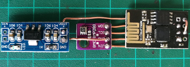 $6 Weather Station Goes Where You Do | Hackaday