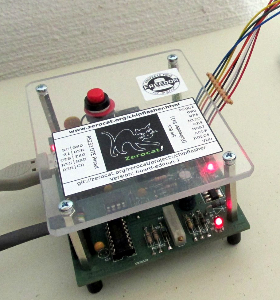 Flash Your Libre Firmware With A Libre Programmer | Hackaday