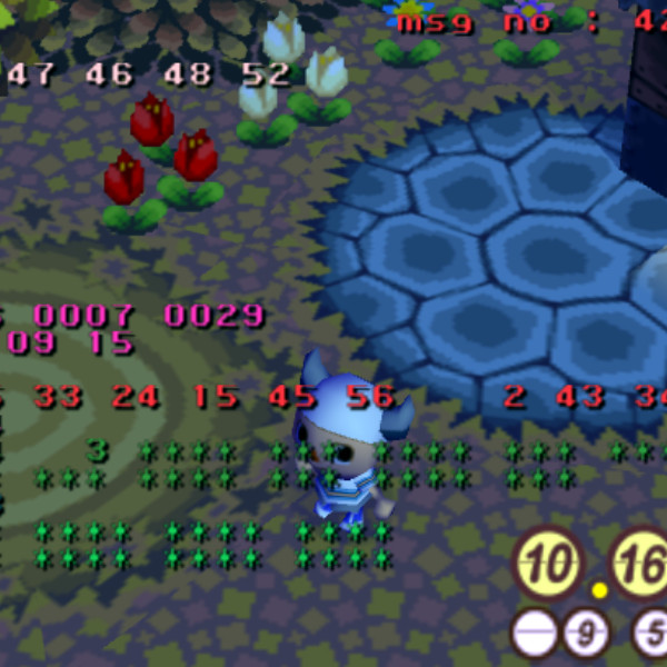 Unlocking Animal Crossing's Debug Mode | Hackaday