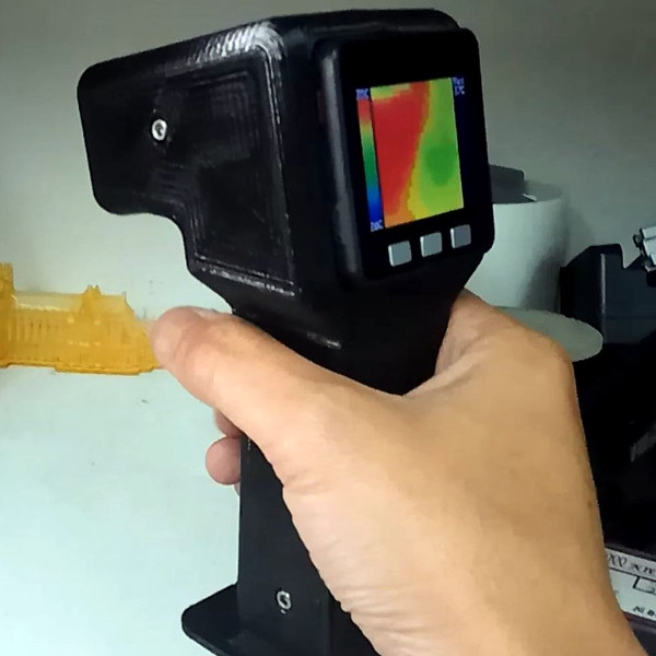 Who Said Thermal Cameras Weren't Accessible To The Masses