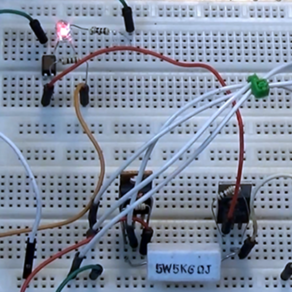 High Voltage Switching With MOSFETs | Hackaday