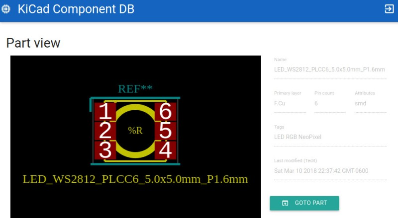 Searchable KiCad Component Database Makes Finding Parts A