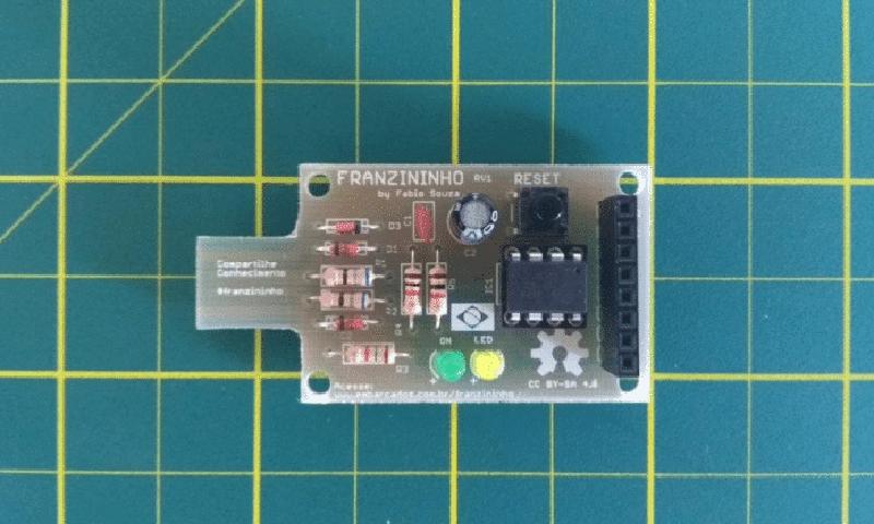The Smaller, Tinier Arduino Platform