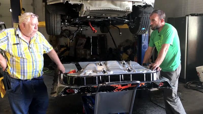 Tesla Model 3 Battery Pack Teardown | Hackaday