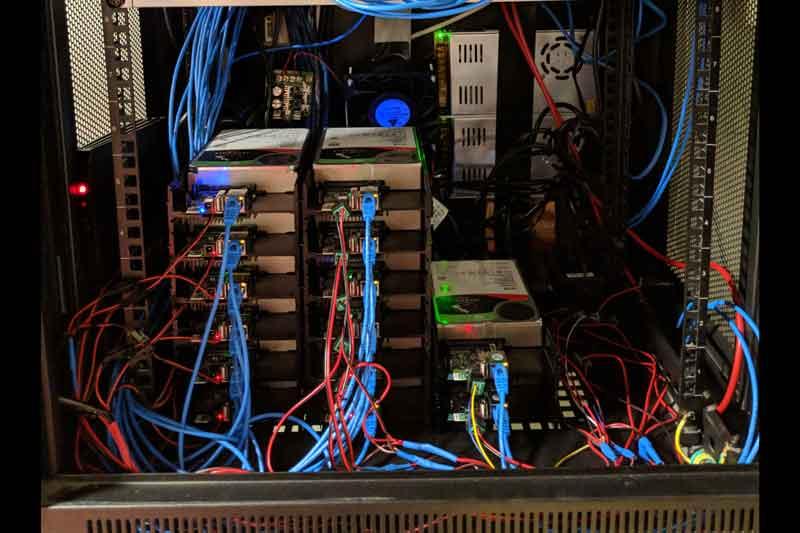 Neat Odroid & GlusterFS Build Stashes Data, Sips Power