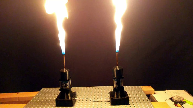 3D Print A Remote Control Flame Thrower | Hackaday