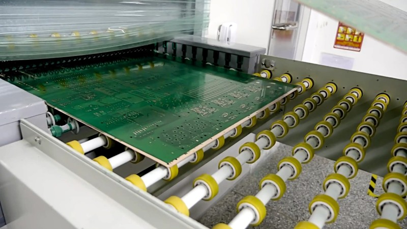Scotty Allen's PCB Fab Tour Is Like Willy Wonka's For