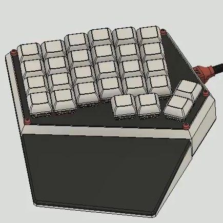 A Custom Keyboard At Maximum Effort | Hackaday