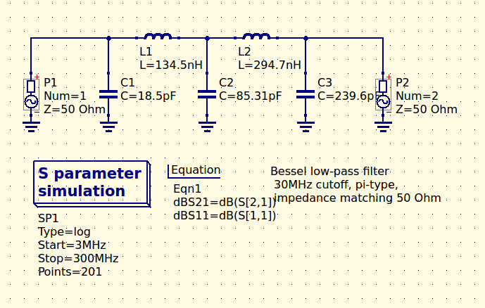 Getting An RF Low-Pass Filter Right | Hackaday