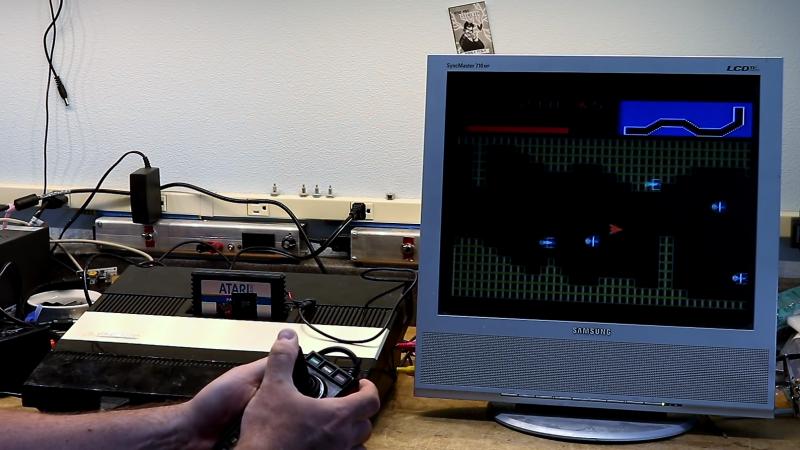 Dual-Port Memory And Raspberry Pi Team Up For Retro Console