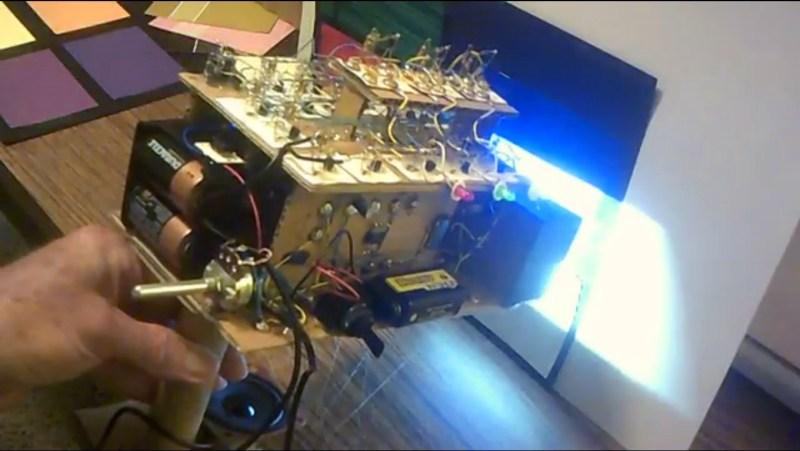 Colorchord steampunk dead bug device