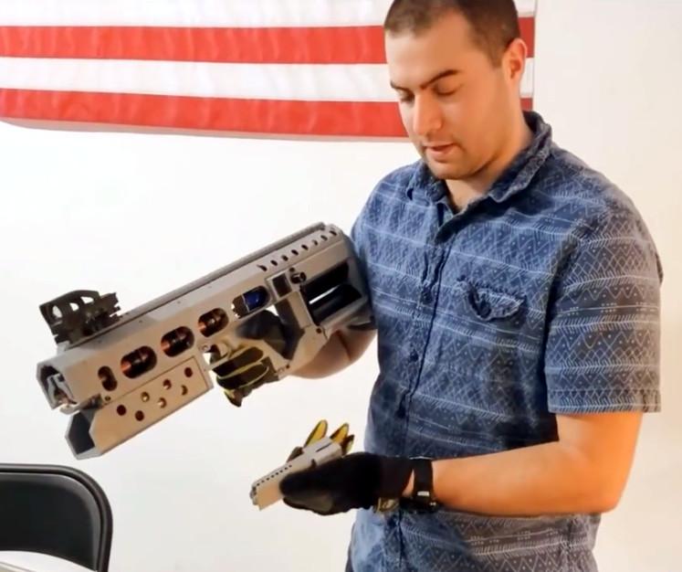 You Can Now Buy A Practical Gauss Gun | Hackaday