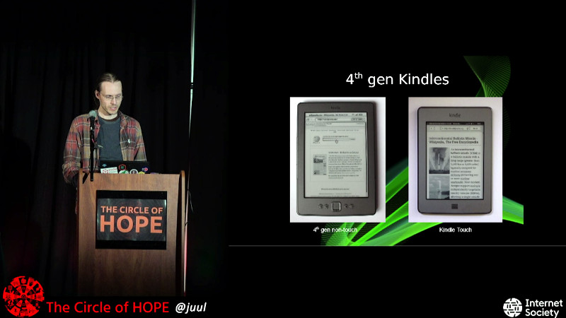 HOPE XII: A FOSS Operating System For E-Readers | Hackaday
