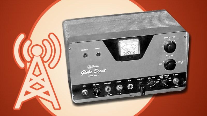 1950's AM Transmitter Is Fun But Dangerous | Hackaday
