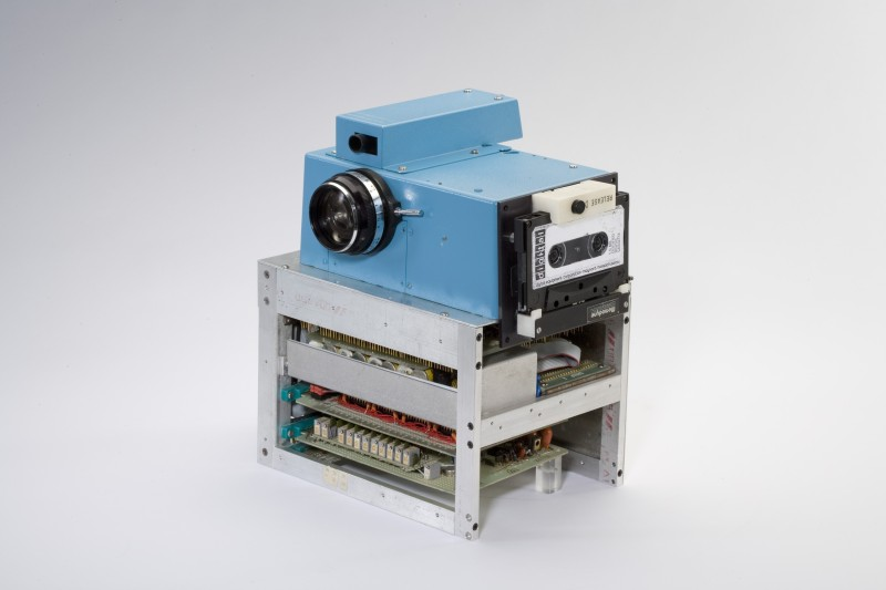 Dawn Of The First Digital Camera | Hackaday