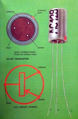 Construction was so much easier when transistors came with long leads.
