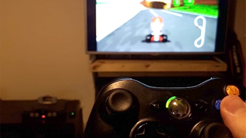 Add-On Board Brings Xbox 360 Controllers To N64 | Hackaday