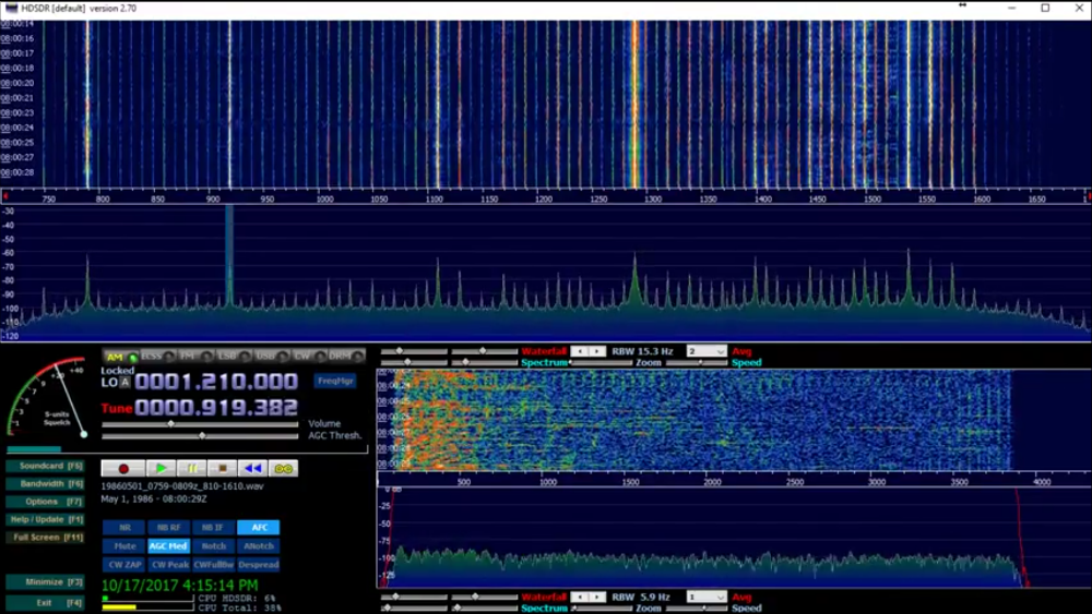 HOPE XII: Time Travel With Software Defined Radio | Hackaday