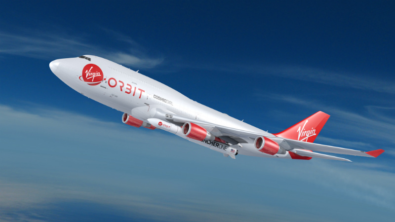 Virgin Orbit Readies First Launch