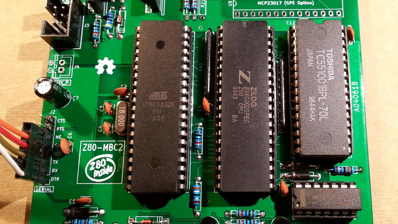 The $4 Z80 Single-Board Computer, Evolved.