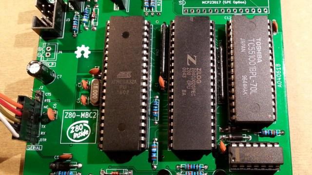 The $4 Z80 Single-Board Computer, Evolved.
