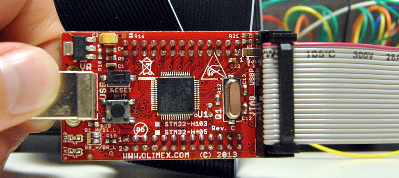 ARM Programming With Bare C | Hackaday