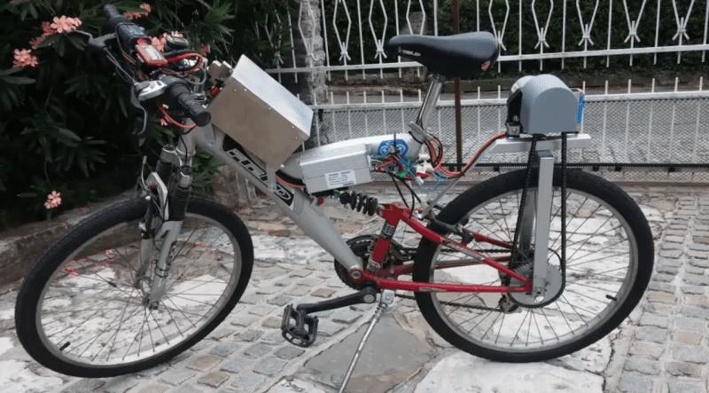 Power Steering Pump Repurposed For Great Speed | Hackaday