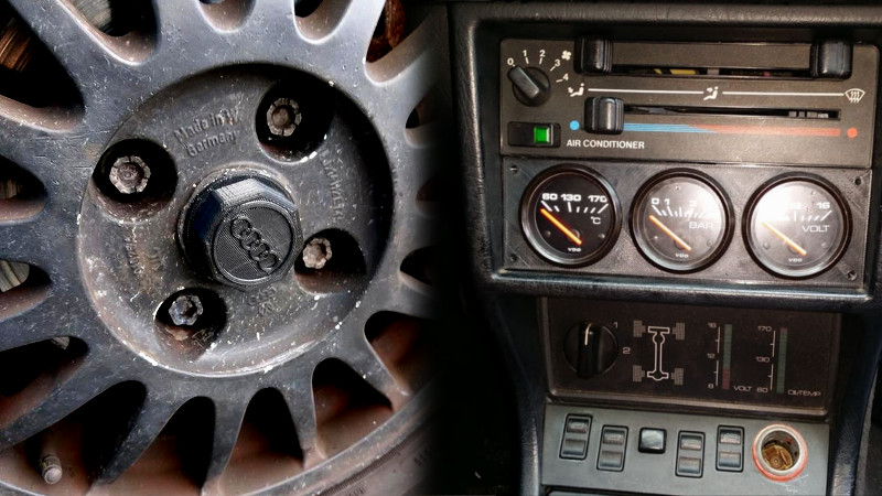 Replacement Audi Plastics Thanks To 3D Printing | Hackaday