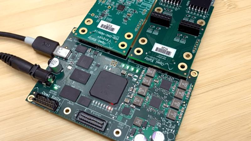 Signal Generator Uses FPGA | Hackaday