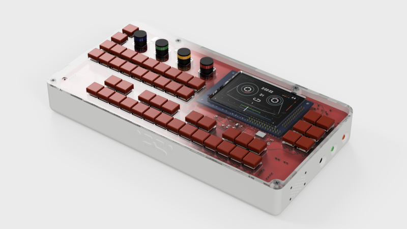 OTTO: A Pi Based Open Source Music Production Box   Hackaday