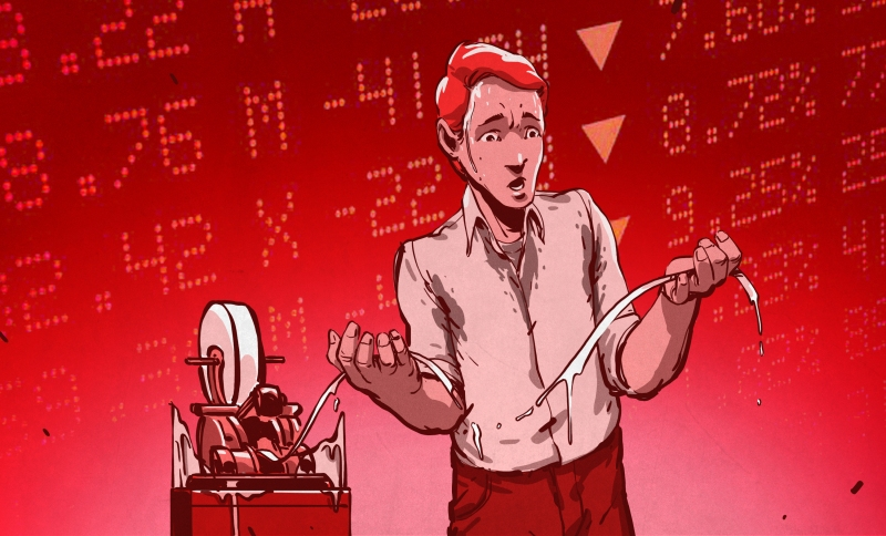 Feeling The Heat Of High-Frequency Trading | Hackaday