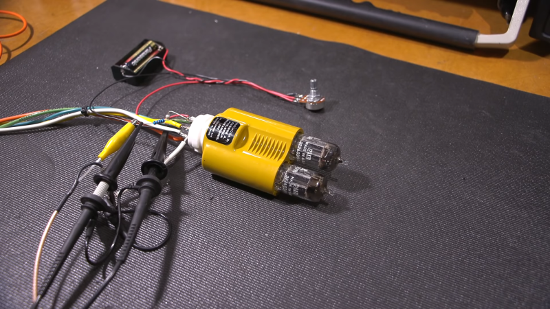 Cool Op Amps Before Transistors A 600V Vacuum Tube Monster Hackaday Wiring 101 Picalhutpaaxxcnl