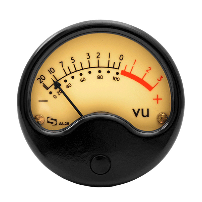 The VU Meter And How It Got That Way