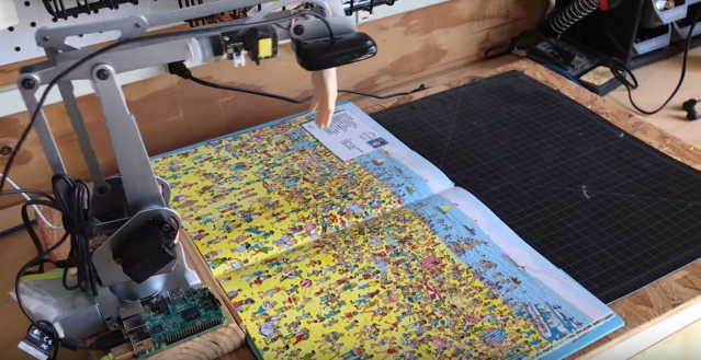 Real Or Fake? Robot Uses AI To Find Waldo