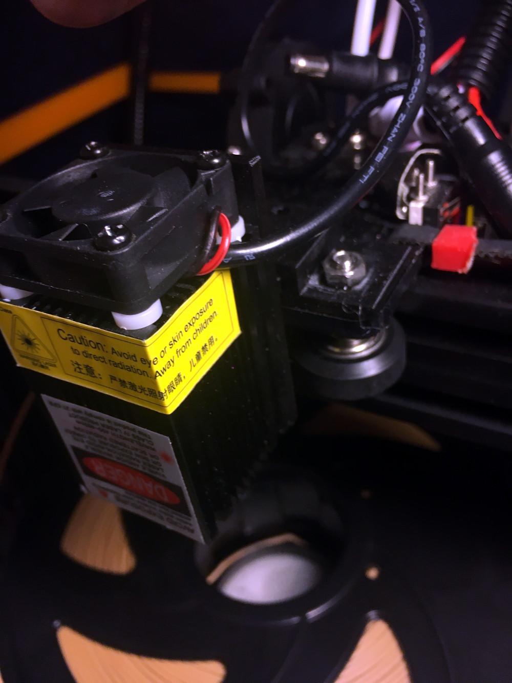 Turn A Cheap 3D Printer Into A Cheap Laser Cutter | Hackaday