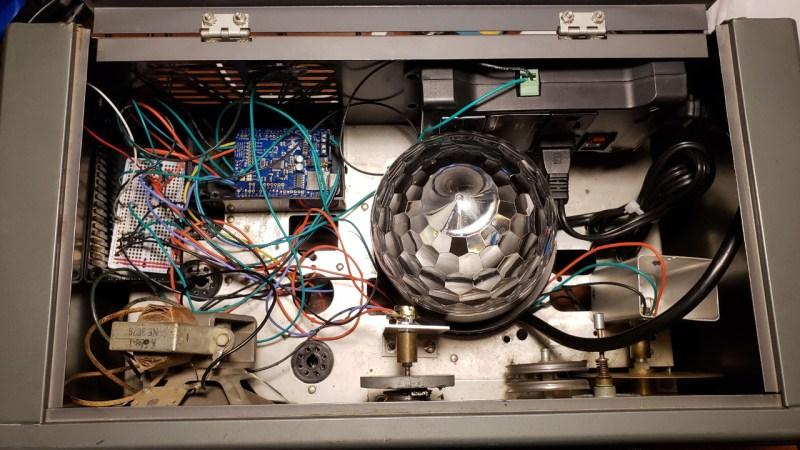 Dr. Hallards Dream transmission box