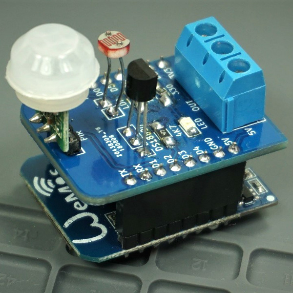 Create Your Own ESP8266 Shields | Hackaday
