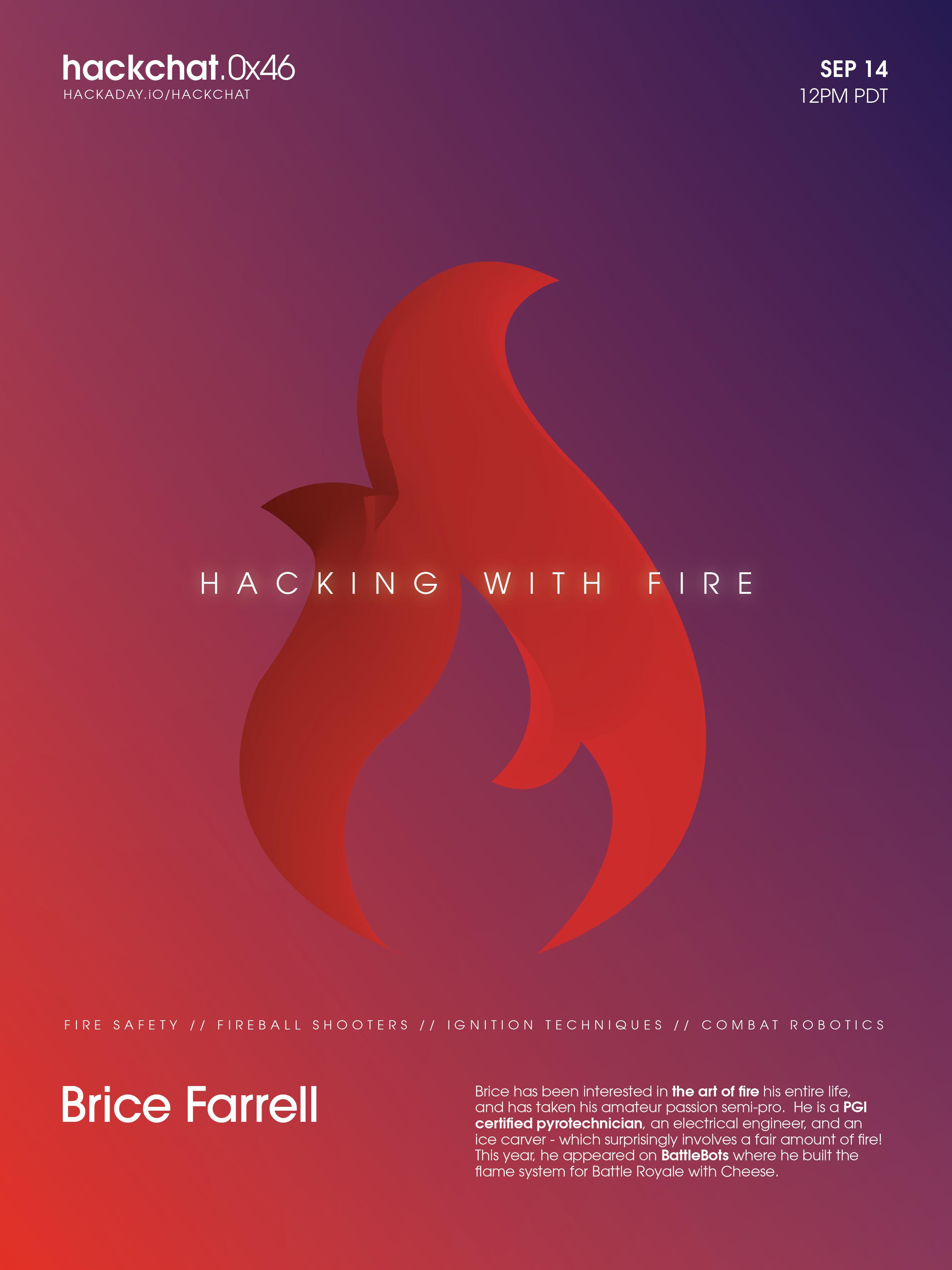 Pyrotechnics | Hackaday