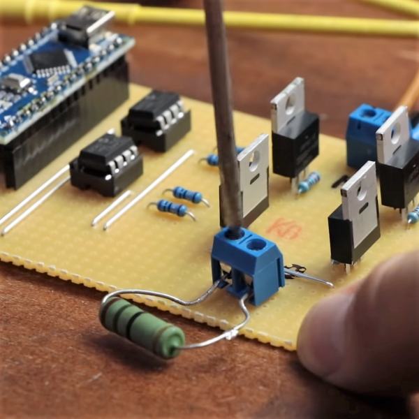 How To Build An Inverter, And Why Not To Bother | Hackaday