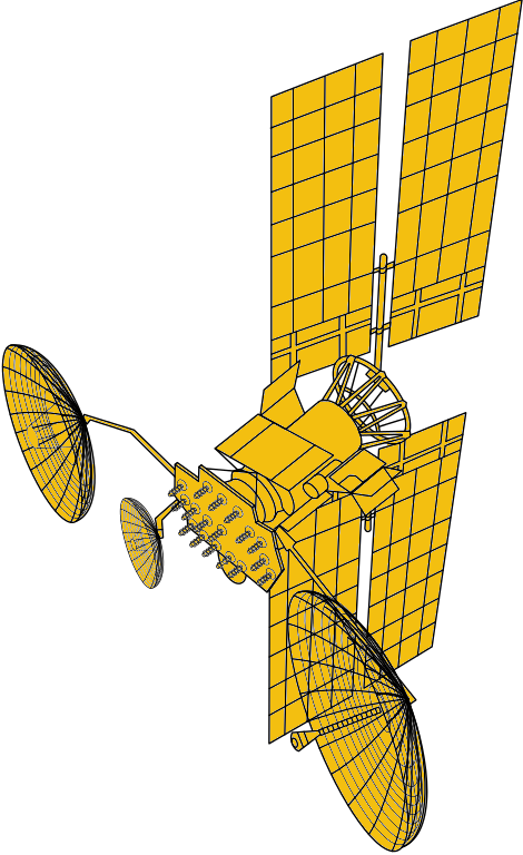 "France Questions Russian Satellite With ""Big Ears"" 