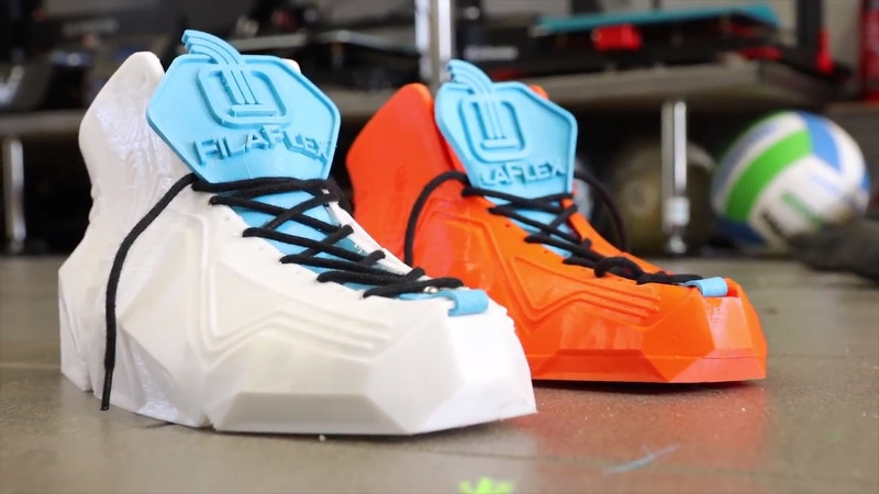 3D Printed Sneakers Are Now A Thing | Hackaday