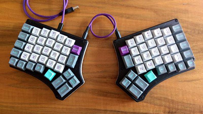 The Redox Keyboard | Hackaday