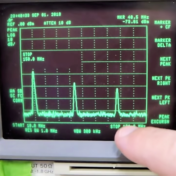 Fail Of The Week: How Not To Design An RF Signal Generator